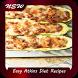 Easy Atkins Diet Recipes by Garudaku Studio