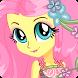 Legend of Everfree Pony Girls by Laurenten