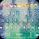 Water Screen Emoji Keyboard Theme -Keyboard Emoji by GOHO Dev Team