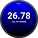 Decimal Time Watch Face by Ulrich Schonhardt