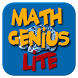 Math Genius Lite by Charles Cozad
