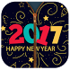 Happy New Year 2017 LockScreen by Rings Apps Inc