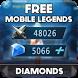 Cheat Mobile Legends Diamond : Prank by John King.Inc