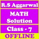 RS Aggarwal Class 7 Math Solution by Education Keeda