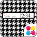 Houndstooth Hearts [+] HOME by +HOME by Ateam
