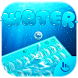 Water Dew On The Glass Keyboard Theme by Sexy Free Emoji Keyboard Theme