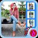 Hijab Jeans Fashion Beauty by dahlia