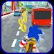 Sonic Subway Moto Rush by Game Bossy Inc.