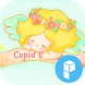 Cupid Of Love launcher theme by SK techx for themes