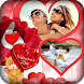 Valentine Day Photo Frames by Vision India