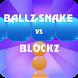 Ballz Snake vs Blockz by KarunTunTun