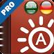 Bronze Dictionary Pro (DE-AR) by GoldenSoft