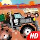 Monster Truck Desert Rally Pro by Hott Dogg Apps