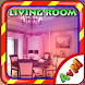 Escape From Living Room by Best Escape Games Studio