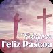 Feliz Páscoa Religiosa by V.S.J studio