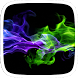 Neon Weed Smoke Theme by Featuredtheme
