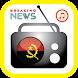 Angola All Radios, Music & News App Free 24/7! by DigBazar Ltd