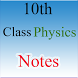 10th Class Physics Notes by Hina