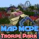 MAP MCPE-Thorpe Park by GreenxApps