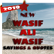 Hazrat Wasif Ali Wasif Sayings and Qoutes SMS by MasoomApps