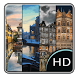 Amsterdam City Live Wallpaper by Keyboard and HD Live Wallpapers