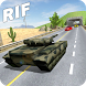 Racing in Flow - Tank by Oppana Games