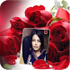 Rose Photo Frames by iKrish Labs