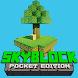 PE Skyblock Ideas -Minecraft by Depolavan