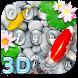 Live 3D Koi Fish Keyboard Theme by Cheetah Keyboard Theme