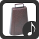 Cowbell Sounds by Robino Apps