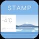 Minimalism weather clock wid by Weather Widget Theme Dev Team