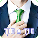 How to Tie a Tie by ShenLogic