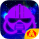Neon Wars: Star Galactic Games by Hott Dogg Apps