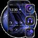 High Tech Black & Purple Theme by Theme Wizard