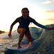 Surfing live wallpaper