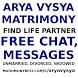 Arya Vysya / Komati Matrimony. Free Chat, Messages by Kareti