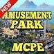 AMLand Amusement Park for MCPE by SmilTwinkl studio