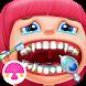 Crazy Dentist Salon: Girl Game by TNN Game