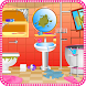Bathroom cleaning girls games by DevGameApp