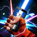 Laser Saber of Star Knight Warrior Simulator by AtlasTitan