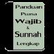 Panduan Puasa Wajib & Sunnah by IstanStudio