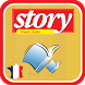 French Stories (FR-AR) by GoldenSoft