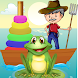 Mind Games & Frog Jump & Cross River & Hanoi Tower by Musteren