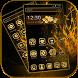 Theme Luxury Gold Rose by Fashion Themes Studio
