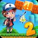 Gravity Super World of Dipper Falls Jungle by Jack 64 Platformer Games Inc.