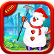 Christmas Snowman Dress Up by iMobStudio™