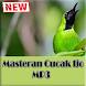 Suara Cucak Ijo MP3 Masteran