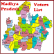 Madhya Pradesh Voters List by SS App Bank