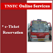 Online Ticket Reservation TNSTC by d2h App Tech