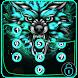 Ferocious wolf theme by lovethemeteam